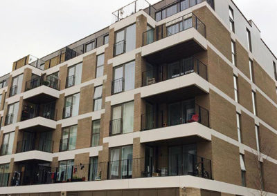 Grand Canal Apartments, London