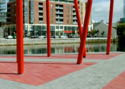 Grand Canal Quay, Craftstone